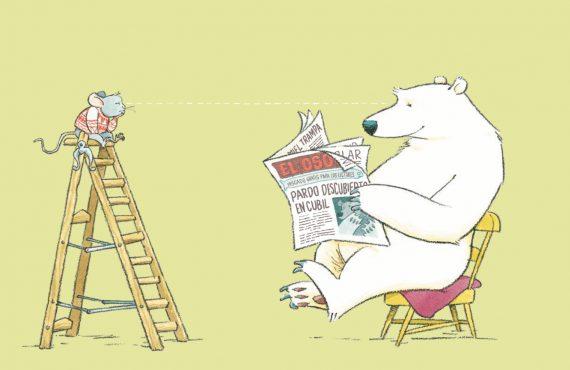 El mensaje accidental de ¡Hay un oso en mi silla!